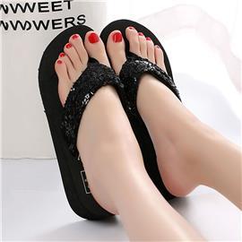 Lovertjes-flip-flops
