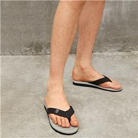 Zwart Casual Sandalen mannen