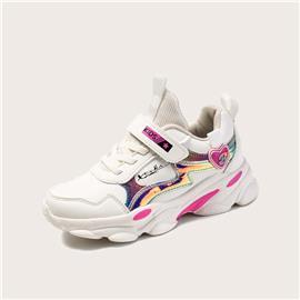 Holografische sneakers met veters voor meisjes