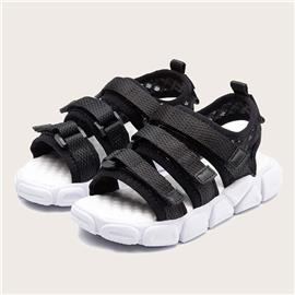 Slingback sandalen met klittenband voor meisjes
