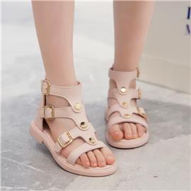 Gladiator sandalen met gesp voor meisjes