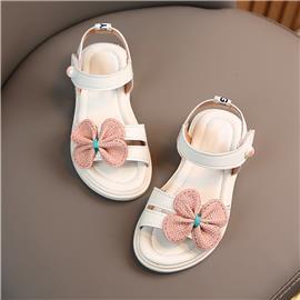 Meisjes Flower Decor klittenband sandalen
