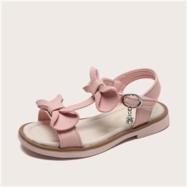 Sandalen met dubbele strik voor meisjes