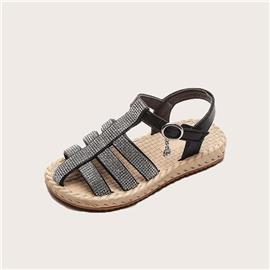Sandalen met strass voor meisjes