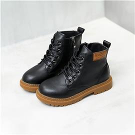 Gevechtslaarzen met veters aan de voorkant voor meisjes