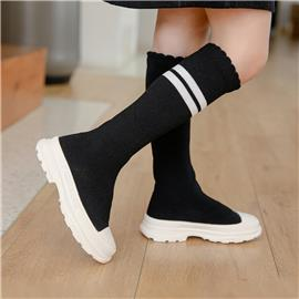 Gestreepte sokken voor meisjes