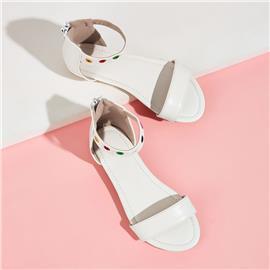Sandalen met open neus voor meisjes