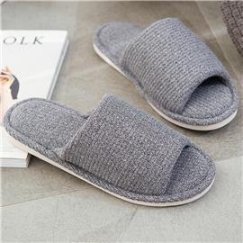 Mannen minimalistische platte pantoffels