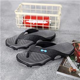 Heren brede pasvorm slippers
