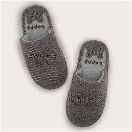 Spotprent Heren slippers