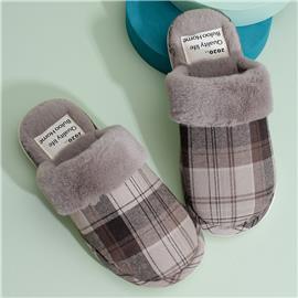 Gevlochten Heren slippers