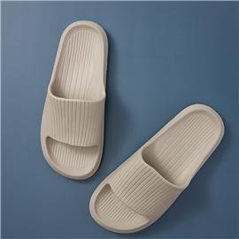 Heren pantoffels met brede pasvorm