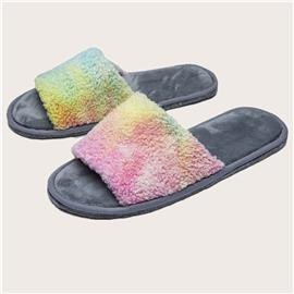 Kleurblok Heren slippers
