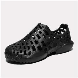 Holle sandalen voor heren
