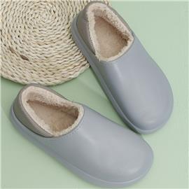 Mannen minimalistische pantoffels