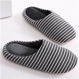 Gestreept Heren slippers