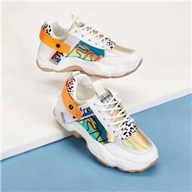 Veel kleurig Comfortabel sneakers
