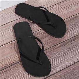 Minimalistische Wide Fit-slippers