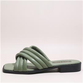 Sandalen met brede pasvorm en brede pasvorm