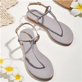 Minimalistische string sandalen