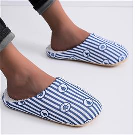 Gestreept Slipper