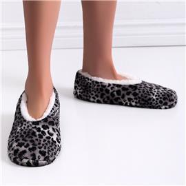 Luipaard Slipper