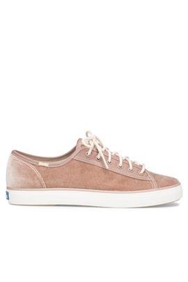 Kickstart Velvet Sneaker