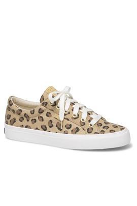 Jump Kick Leopard