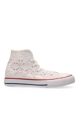 Ctas Hi White/Red/Clematis Blue
