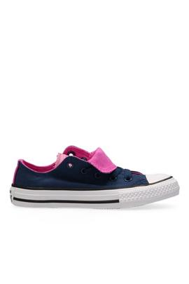 Ctas Double Tongue Ox Navy/Hyper Magenta