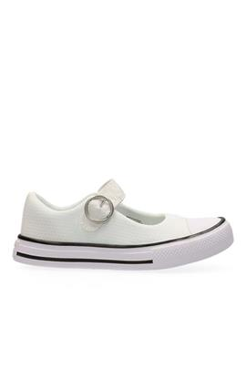 Ctas Superplay Mary Jane Ox White/Black