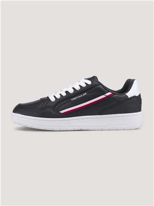 TOM TAILOR Sneaker met streep detail, white