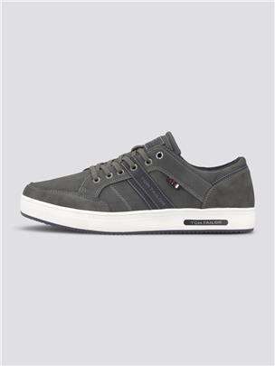 TOM TAILOR Sneaker, grey