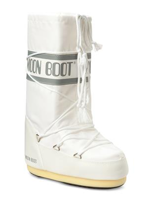 Moon Boot Nylon Shoes Boots Ankle Boots Ankle Boot - Flat Wit MOON BOOT