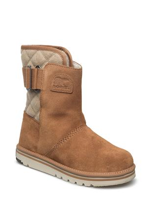 Newbie Shoes Boots Ankle Boots Ankle Boot - Flat Bruin SOREL