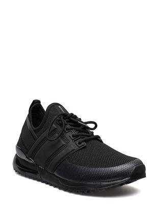 R220 Low Sck Ktp M Lage Sneakers Zwart BJÖRN BORG