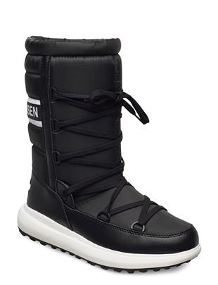 W Isolabella Grand Shoes Boots Ankle Boots Ankle Boot - Flat Zwart HELLY HANSEN