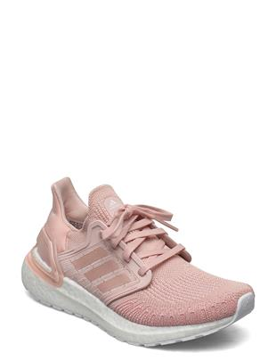 Ultraboost 20 W Shoes Sport Shoes Running Shoes Roze ADIDAS PERFORMANCE