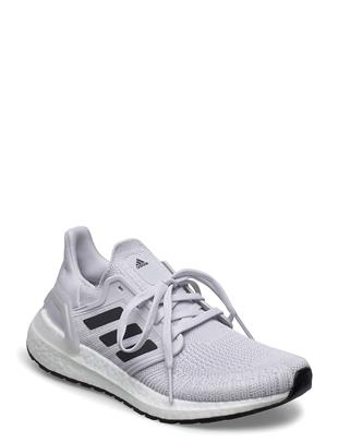 Ultraboost 20 W Shoes Sport Shoes Running Shoes Grijs ADIDAS PERFORMANCE