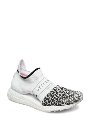 Ultraboost X 3.D. Knit S. Shoes Sport Shoes Running Shoes Wit ADIDAS BY STELLA MCCARTNEY
