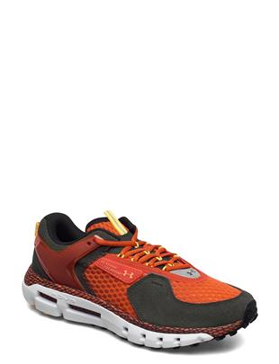 Ua Hovr Summit Lage Sneakers Rood UNDER ARMOUR