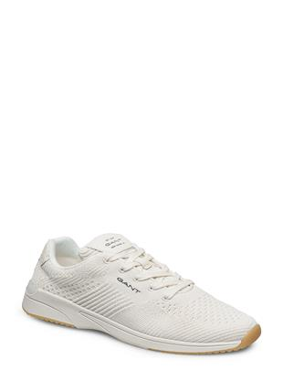 Delyn Sneaker Lage Sneakers Wit GANT
