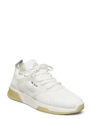 Hightown Sneaker Lage Sneakers Wit GANT