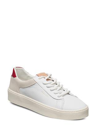 Lagalilly Sneaker Lage Sneakers Wit GANT