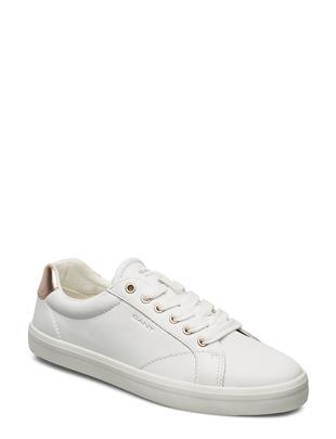 Seaville Sneaker Lage Sneakers Wit GANT