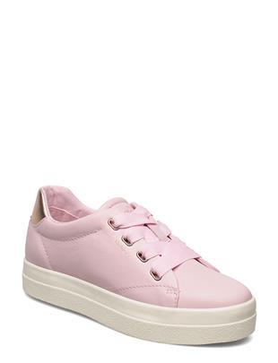 Avona Sneaker Lage Sneakers Roze GANT
