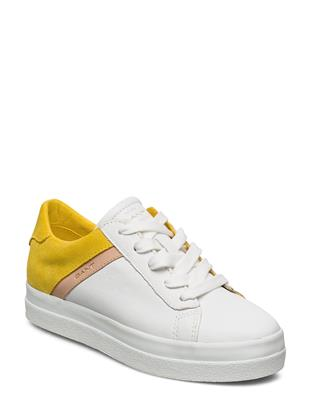 Avona Sneaker Lage Sneakers Wit GANT