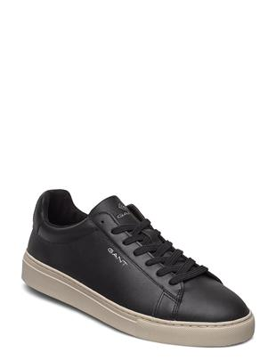 Mc Julien Cupsole Low Lage Sneakers Zwart GANT