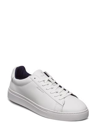 Mc Julien Cupsole Low Lage Sneakers Wit GANT