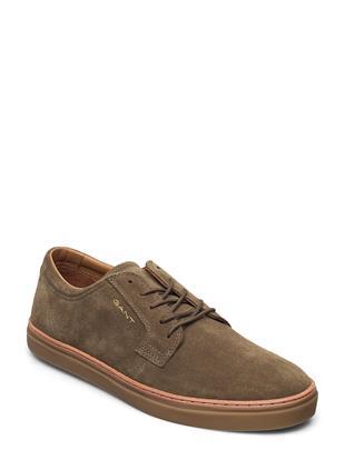 Prepville Cupsole Low Lage Sneakers Groen GANT